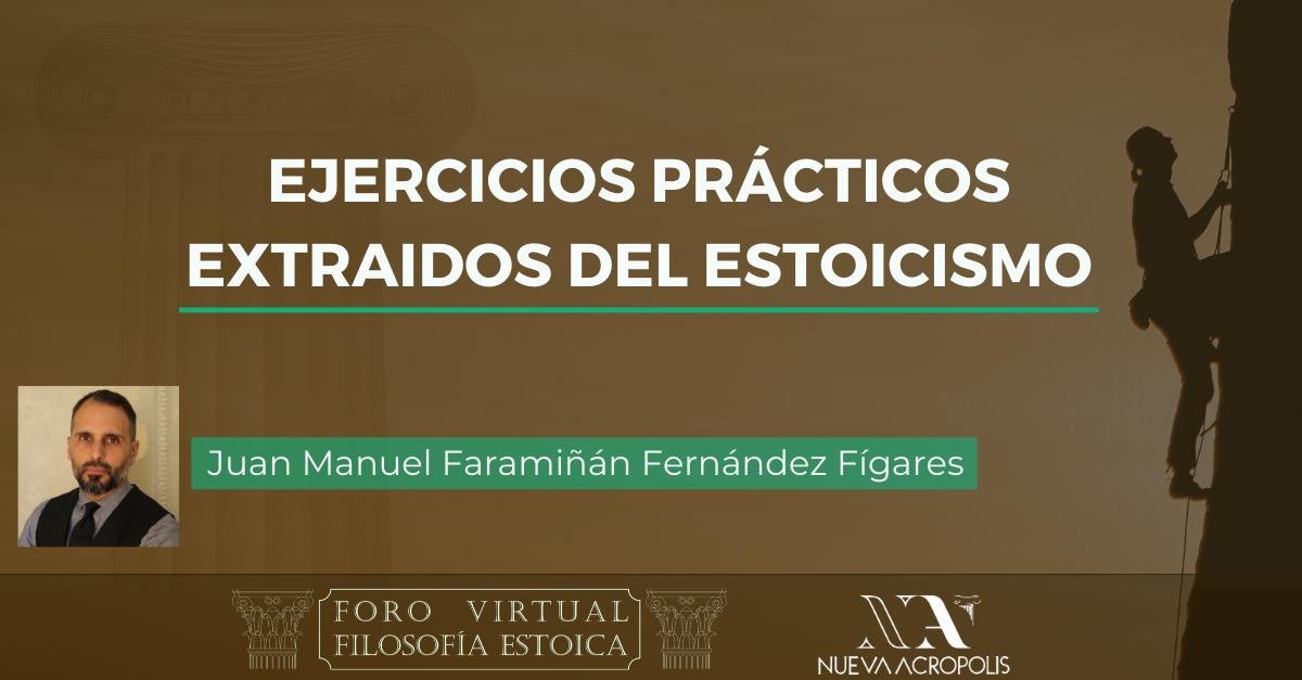 Conferencia Ejercicios practicos extraidos del estoicismo