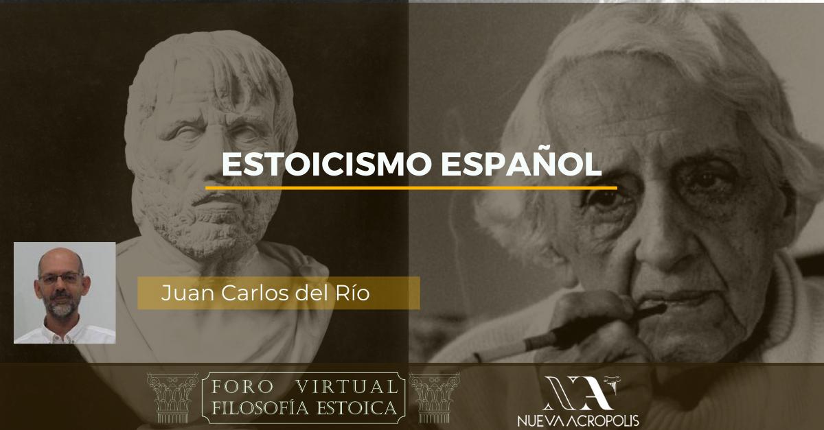 Conferencia Estoicismo español de Juan Carlos del Río