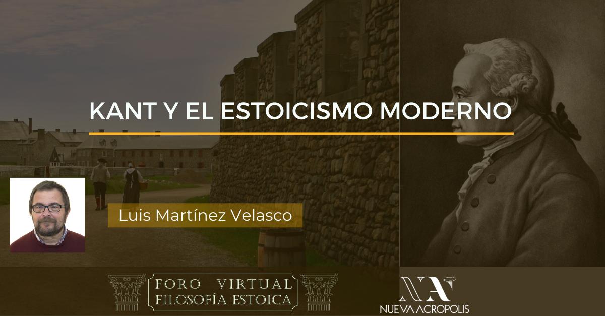 Conferencia KANT Y EL ESTOICISMO MODERNO