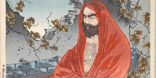 Artículo foto filosofia de oriente para occidente ¿Quién fue Bodhidharma