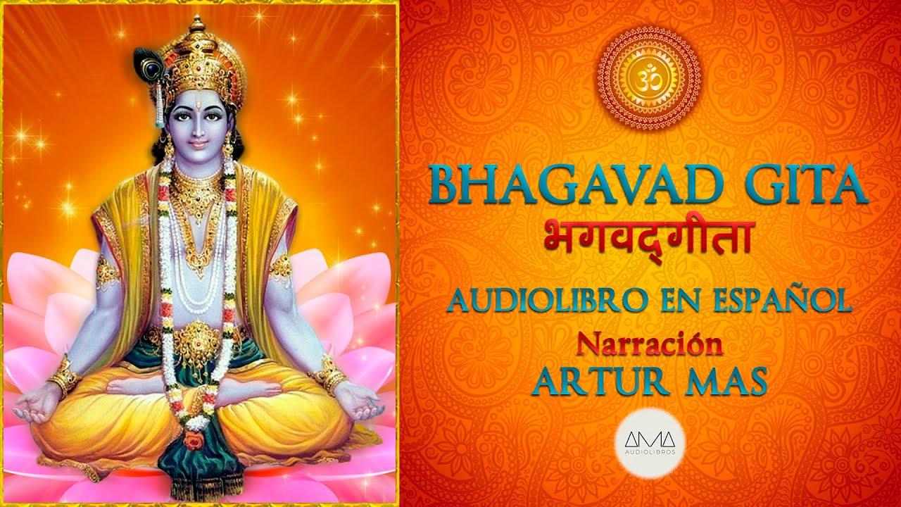 AMA Audiolibros Bhagavad Gita