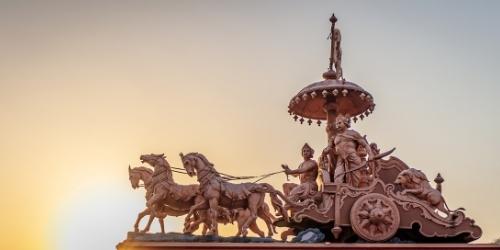 Artículo Foro filosofía de oriente para occidentales  El Bhagavad Gita, un clásico para despertar el alma - Revista Esfinge