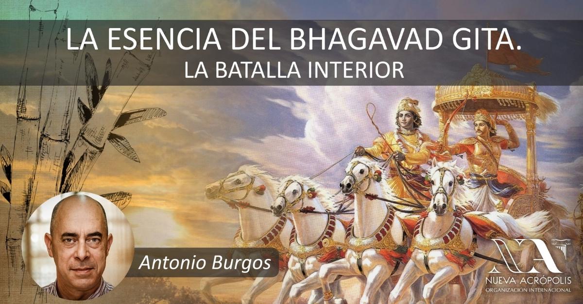 Foro filosofia de oriente para occidentales La esencia del Bhagavad Gita