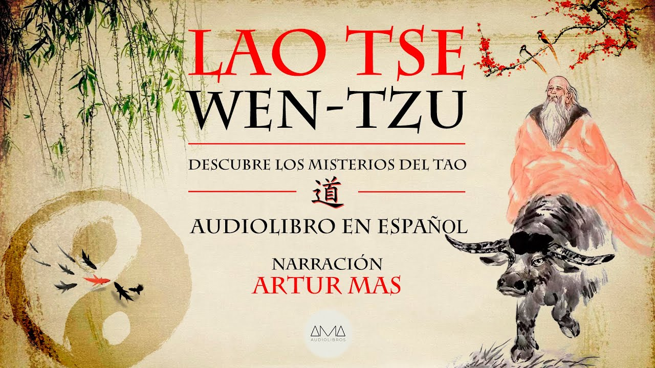AMA AUDIOLIBROS Lao Tse - Wen-tzu