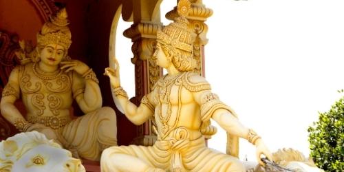artículo foro filosofia de oriente para occidentales Notas sobre el Bhagavad Gita - Biblioteca de Nueva Acrópolis